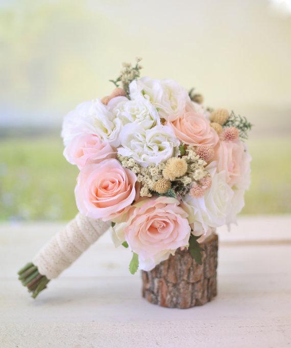 Send silk bridal wedding bouquet to philippines mightylinksfo