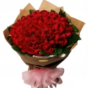 send red roses in bouquet to philippines