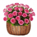 Send roses in basket to philippines