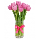 Deliver tulips to Philippines