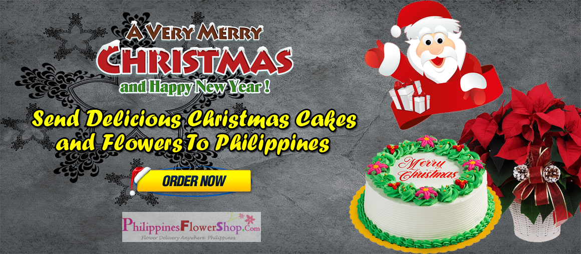 send christmas flower and gifts to manila philippines