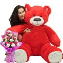 giant bear with flowers to philippines