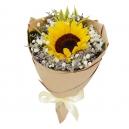 sunflowers vase bouquet in philippines