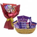 delivery chocolate bouquet and basket to philippines
