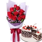 Send Flower with cake to Philippines
