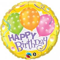 send 1pc birthday balloon to philippines