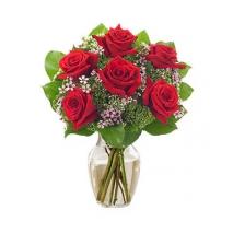 Red Rose Garden Send To Philippines
