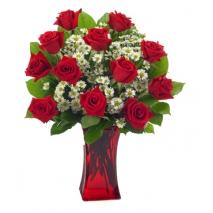 Send 12 elegant rose wishes to philippines