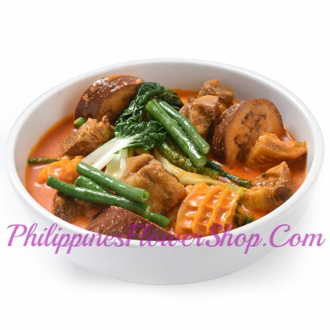 send party funfeast kare-kare by goldilocks to philippines