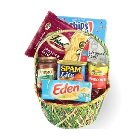 Joyous Pleasure Gift Basket