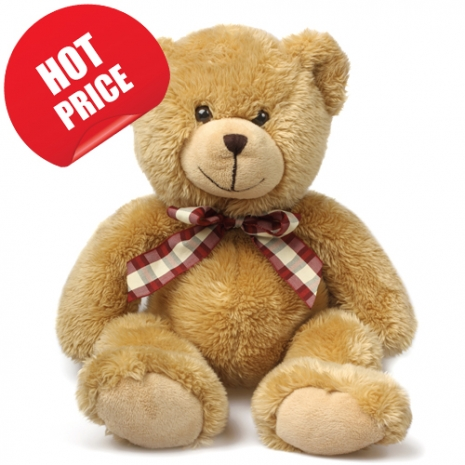 12 Inch Brown Color Small Size Teddy Bear