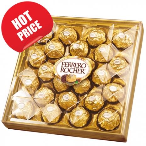 Ferrero Rocher Chocolates 24 pcs to Philippines