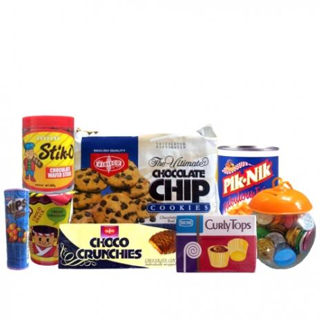 Chocolate Chips Gift Arrangement