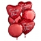 send valentines wow mylar balloon to philippines