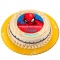 Spiderman Birthday Greeting Cake By Goldilocks