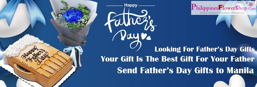 Send Fathers Day Gifts to Manila Philippines